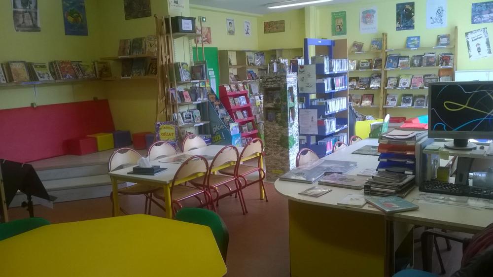 Bibliothèque : réouverture et consignes