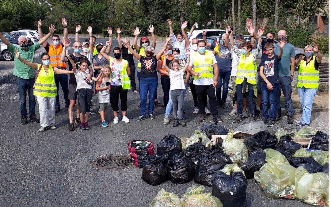 Journée de nettoyage de la planète – World CleanUp Day